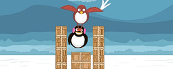 2 Flying Penguins