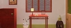 China Ancient Sanctum Escape