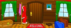 Christmas Cabin Escape