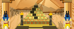 Egypt Pyramid Treasure Escape
