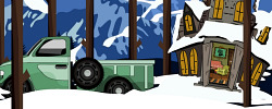 Escape from Snow House