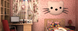Hello Kitty Room Escape