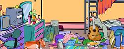 Untidy Room Escape