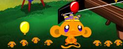 Monkey Go Happy – Balloons