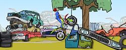 Bike Stunts Garage