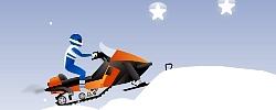 Snowmobile Stunt